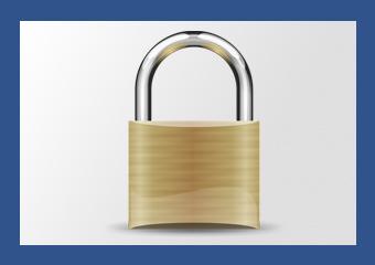 New lock installation